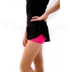 шорты гимнастика двойные