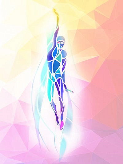 creative-silhouette-of-gymnastic-girl-art-vector-12514878
