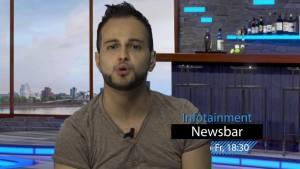 Davide Spiga moderiert newsBar
