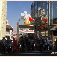 Being a Clueless Paparazzi at Takeshita Street, Harajuku, Tokyo