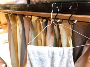 洗濯紐なしでハンガーで足りました。