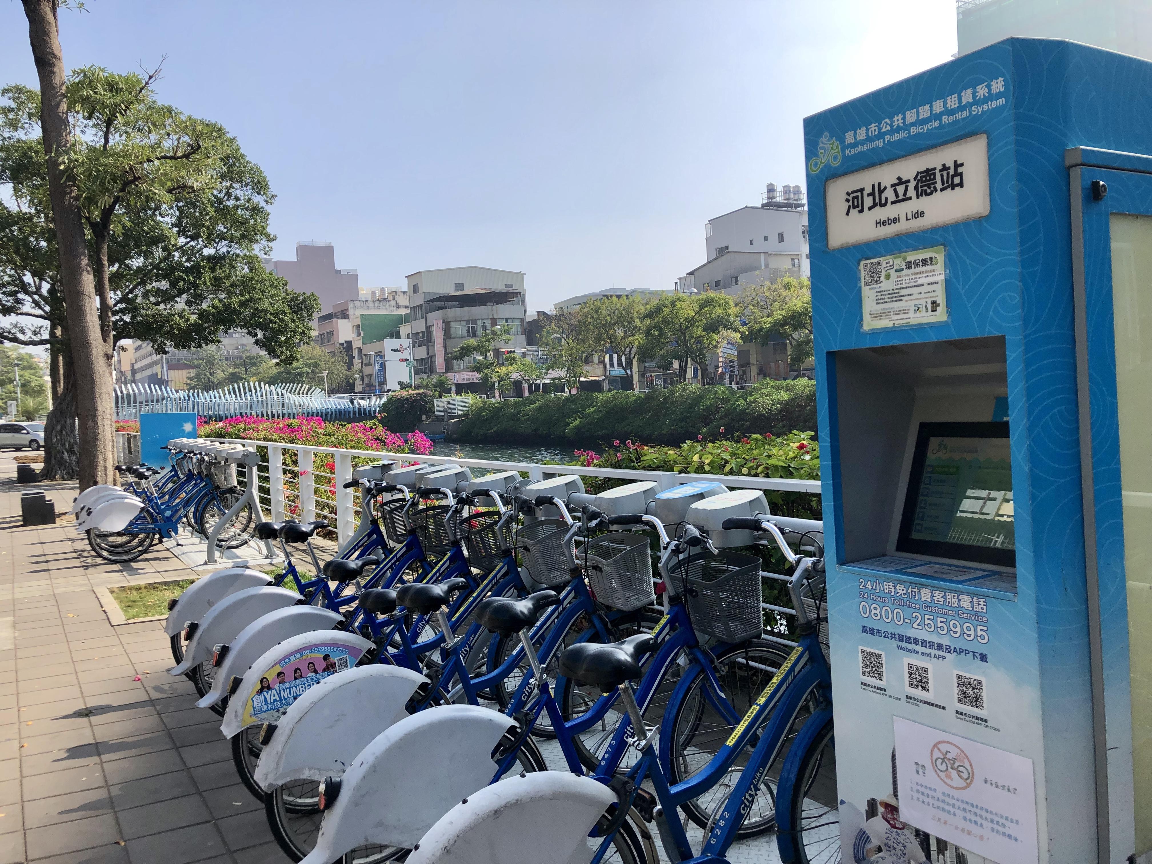 City-Bikeステーション