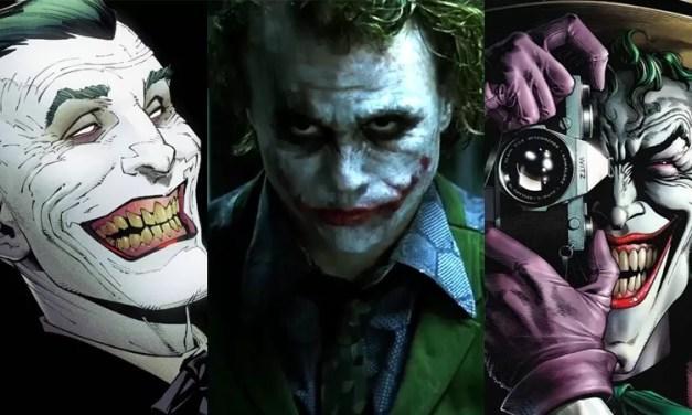 9 Kisah Masa Lalu Joker di Komik, Film dan Animasi yang Berbeda-Beda!