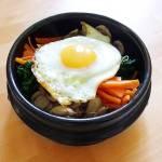 Bulgogi végétarien, plat coréen