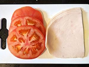 egg sandwich etape 7