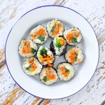 Kimbap au thon épicé