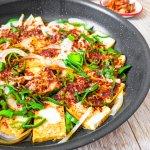 dubu korim tofu braisé coréen