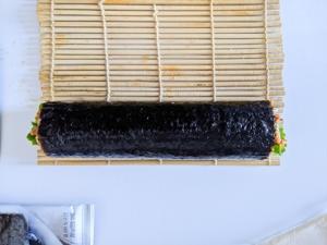 kimbap piquant etape 15