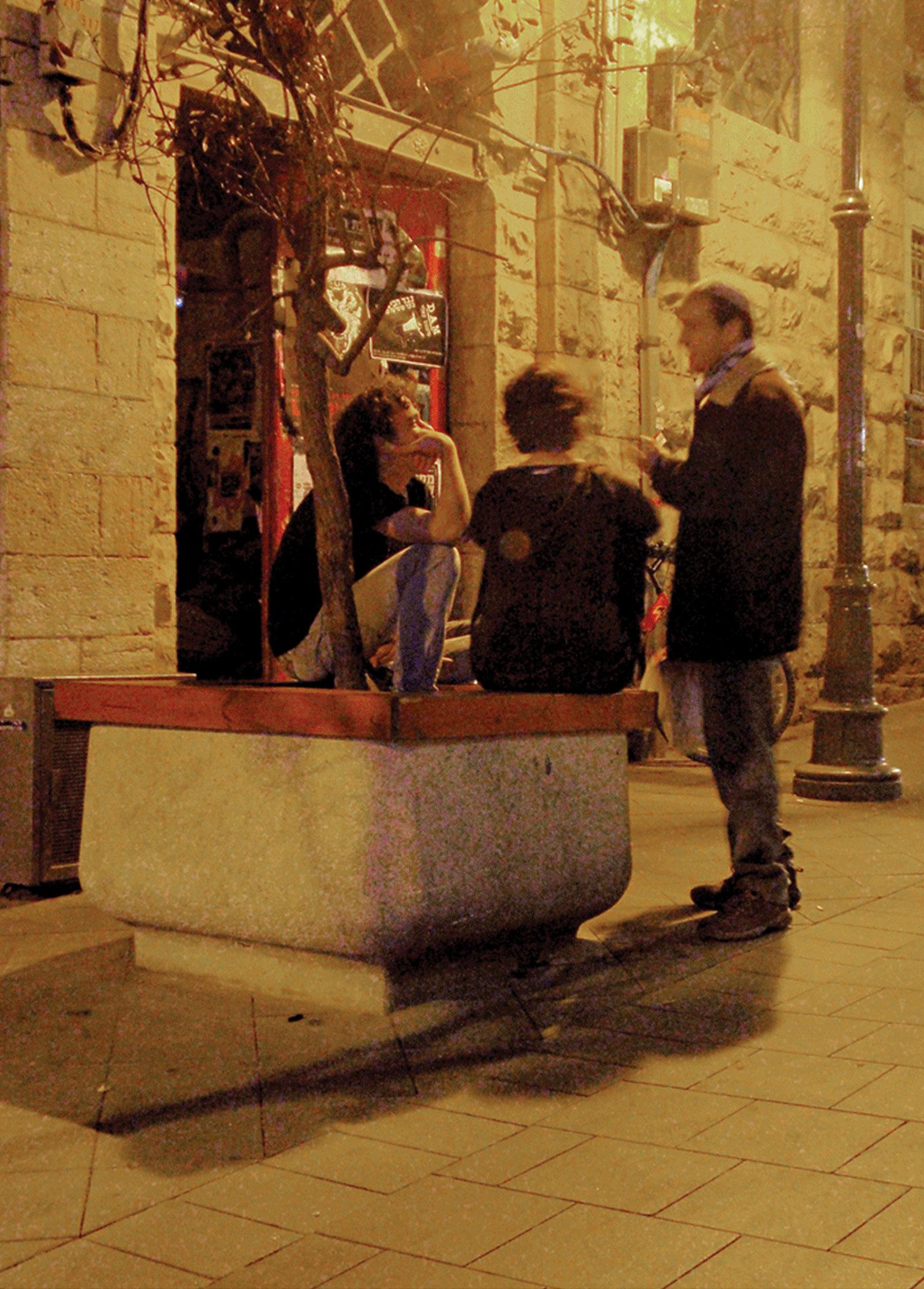 Sira pub street furniture