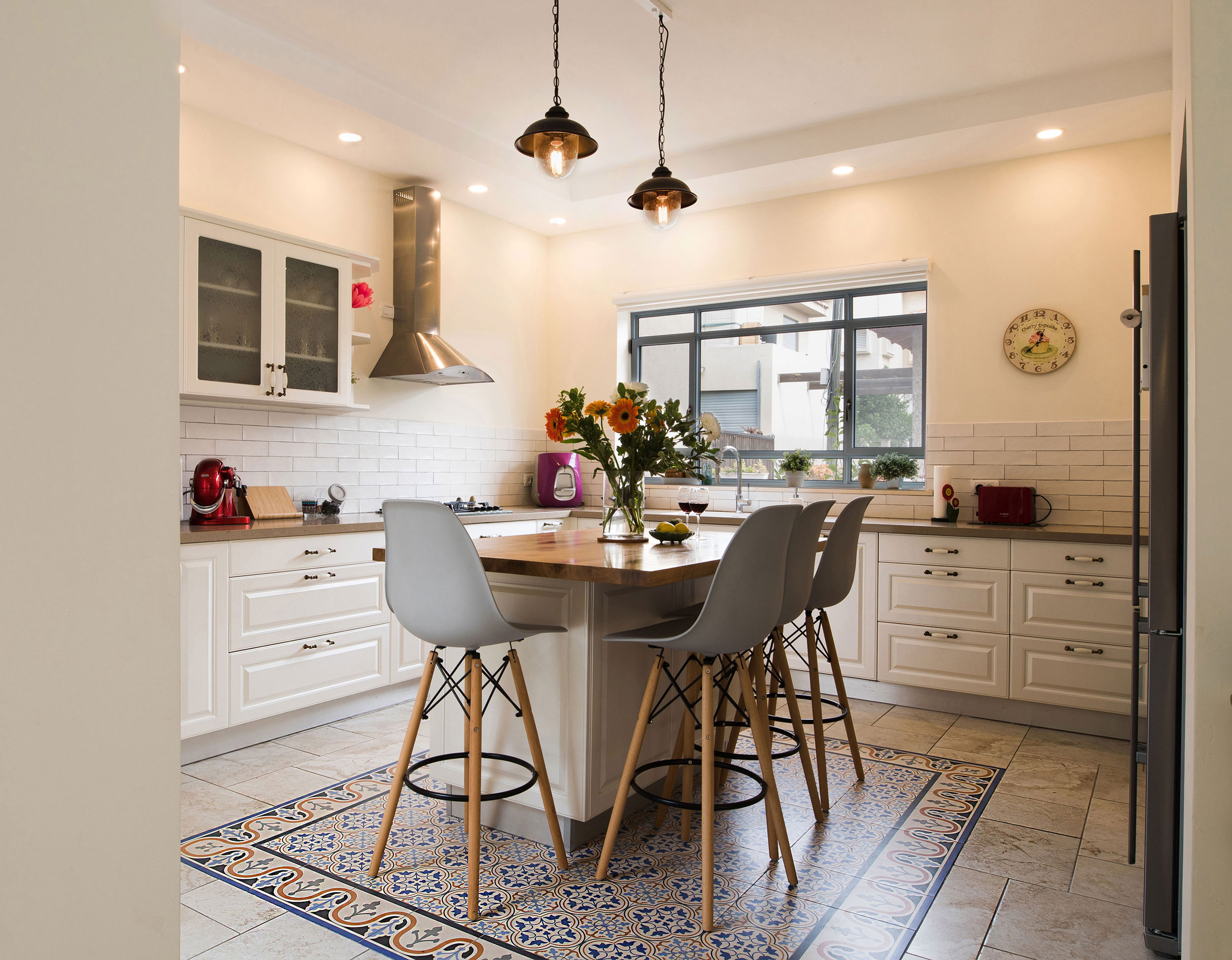 Kitchen design and styling
