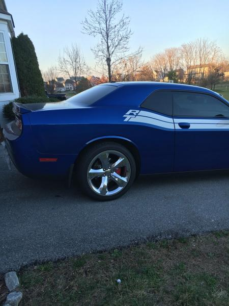 Cars 2012 Dodge Challenger Rt Coupe Blue