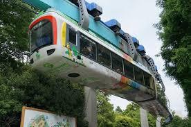 上野動物園の特徴とモノレール料金は?パンダを観る時間帯は何時頃?