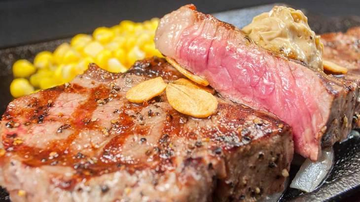 いきなりステーキのお勧めメニューと焼き加減は?調味料も忘れずに!