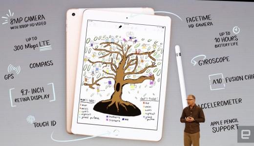 新型iPadの性能が教育機関向けの理由は?ジョブズの遺言!?