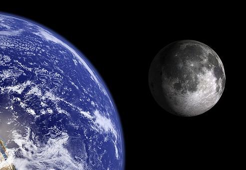 ジャイアントインパクト説の問題点?否定した新説が月誕生の事実!