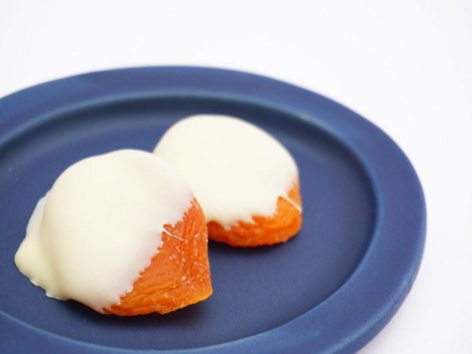 杏花堂 杏ホワイトチョコレート