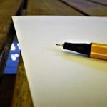 気をつけて!第二回公認心理師試験受験申込書も鉛筆かシャープペンシル(HB)で書けってよ!