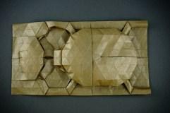 Ancient Scarab (2010) 24 x 13 cm X