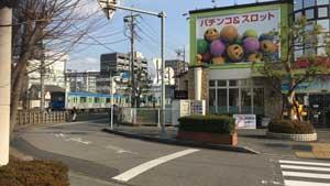 春日部駅から3枚目