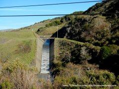 Nicasio Reservoir Spillway