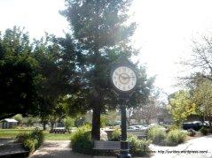 Winters clock
