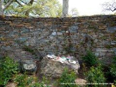 Neverland Stone Wall Memorial