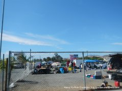 Delta Fair flea market