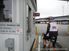 Richard-ferry toll booth