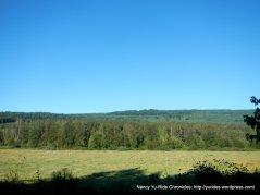 gorgeous valley/ridge views