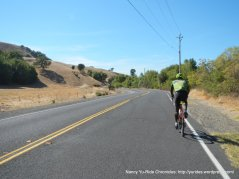 on Pinole Valley Rd