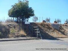 entering rockpile Viticultural Area