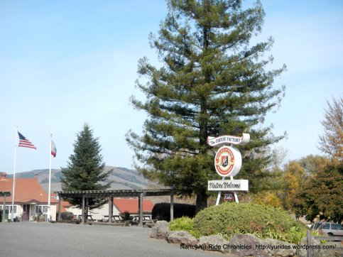 Marin French Cheese Factory