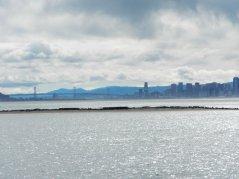 gorgeous SF Bay views
