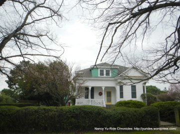 Old Cordelia Victorian style home