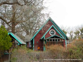 Parkfield house