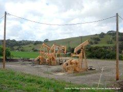 Palmer Rd-oil rigs