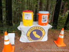 free water aid station