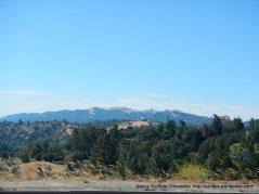 view of Diablo Range