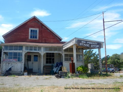 old San Gregorio Stage stop