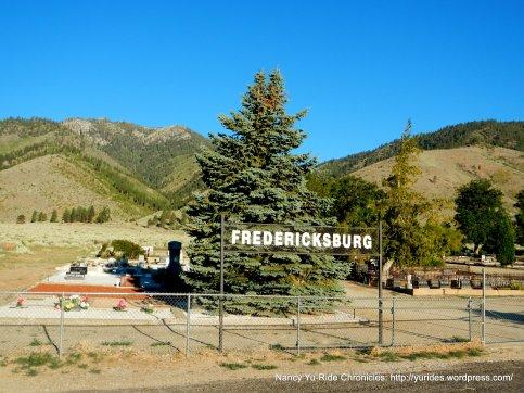 Fredericksburg Rd
