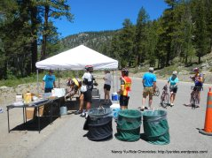 Luther Pass Rest Stop