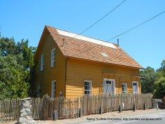 orinda yellow house