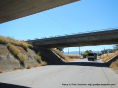 I-505 underpass