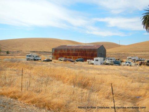 county steel barn