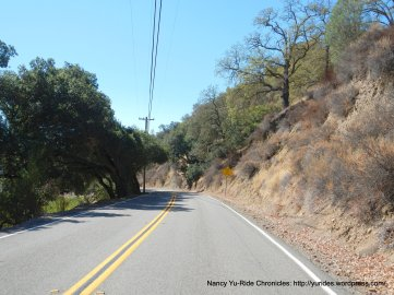 descend foothill rd
