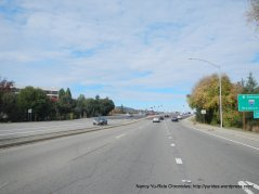 foothill rd I-580 cross over