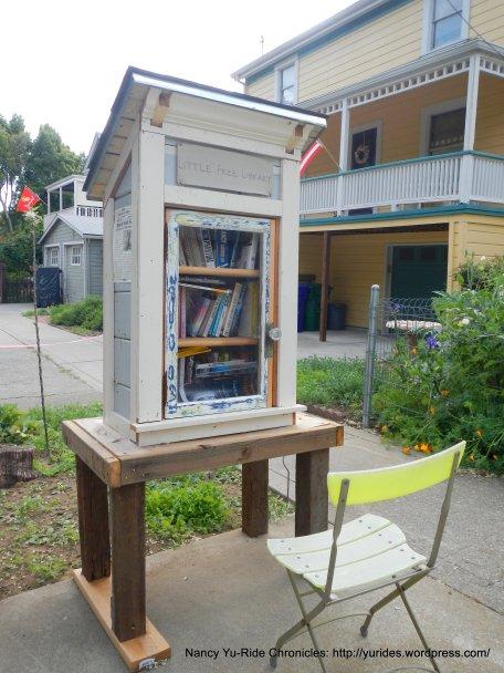 free mini library