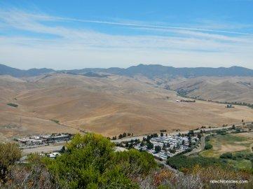 cuesta ridge hills