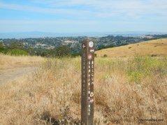 clark boas trail/san pablo ridge
