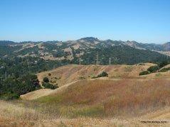 mulholland ridge views